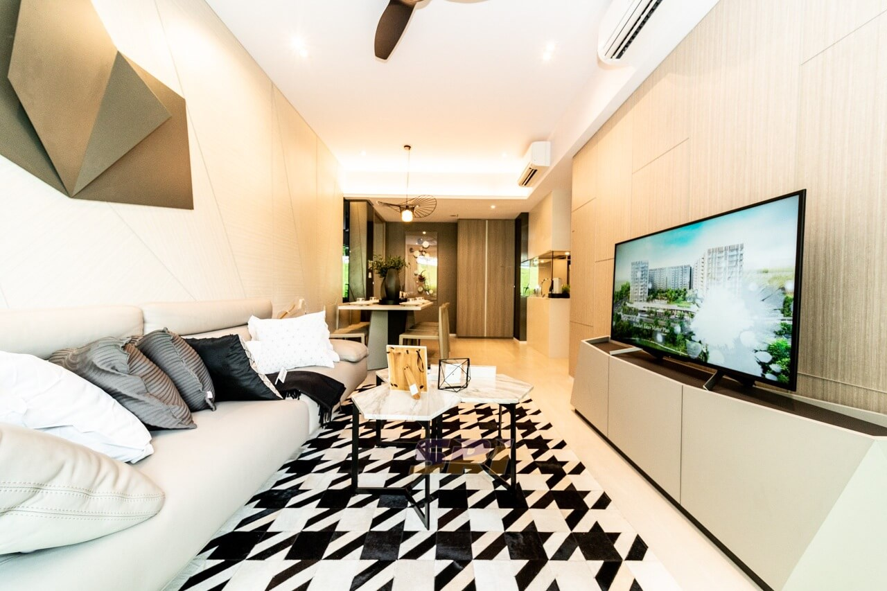 The Woodleigh Residences 2-Bedroom Showflat